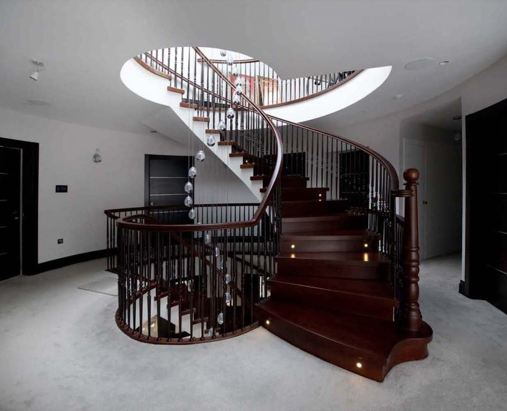 staircases b